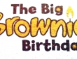 Big Brownie Birthday