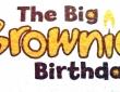Big Brownie Birthday
