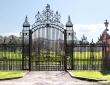 Leeswood Old Black Gates - Simulated